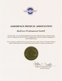 AEROSPACE MEDICAL ASSOCIATION Klein